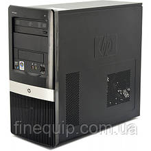 Системний блок HP Compaq dx2450 Athlon X2 5200B-2.7GHz-2GB-DDR2-HDD-250gb-DVD-R-mini tower- Б/В
