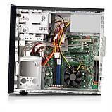 Системный блок HP Pro 3015 mini tower Athlon X2 215-2.7GHz-2Gb-DDR3-HDD320Gb-DVD-R- Б/У, фото 3