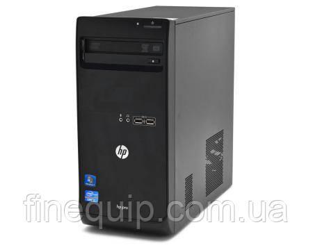 Системний блок HP Pro 3400-mini tower-Intel Celeron G530-2,4GHz-4Gb-DDR3-HDD-500Gb-DVD-R-W7P- Б/В