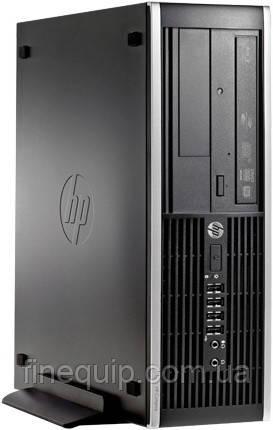 Системный блок HP Compaq 8200 Elite SFF-Intel Pentium G630-2,7GHz-4Gb-DDR3-HDD-500Gb-DVD-R-W7P- Б/У