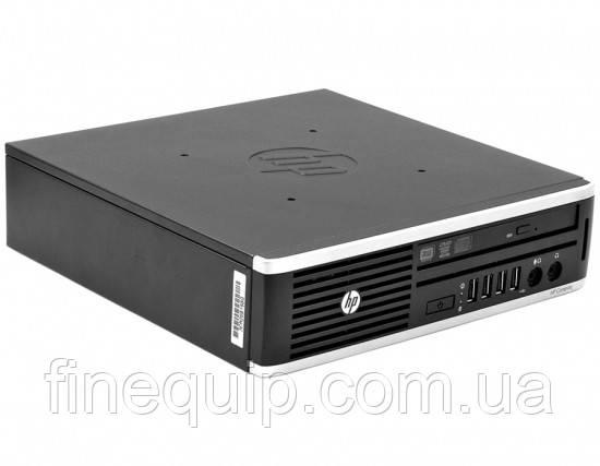 Системний блок HP Compaq 8200 Elite usdt-Core-i5-2500s-2,70GHz-4Gb-DDR3-HDD-250Gb-DVD-R-W7P+AMD HD 5450