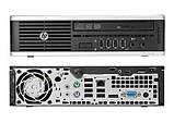 Системний блок HP Compaq 8200 Elite usdt-Core-i5-2500s-2,70GHz-4Gb-DDR3-HDD-250Gb-DVD-R-W7P+AMD HD 5450, фото 3