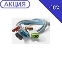 Heaco IBP2 кабель Кабель для підключення датчика інвазивного артеріального тиску для модулів IBP2