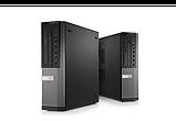 Системний блок Dell Optiplex 790 DT-Intel Core-i3-2120-3.3GHz-4Gb-DDR3-HDD-250Gb-DVD+RW-W7P- Б/В, фото 3