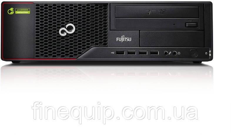 Системний блок Fujitsu ESPRIMO E900-DT-Intel Core-i3-2120-3,3GHz-4Gb-DDR3-HDD-500Gb-DVD-R-W7P- Б/У