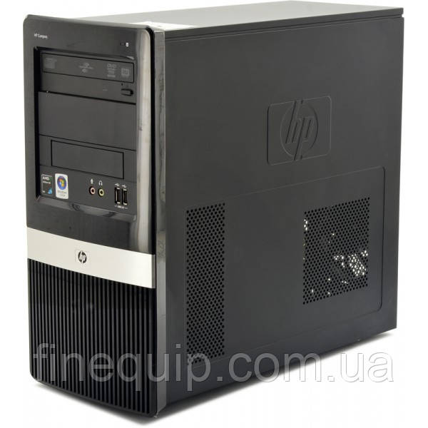 Системний блок HP Compaq dx2450 Athlon X2 5200B-2,7GHz-2Gb-DDR2-HDD-250Gb-DVD-R-mini tower- Б/В