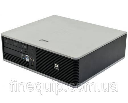 Системний блок HP Compaq dc5750-SFF-AMD-Athlon64 3500-2.0GHz-1Gb-DDR2-HDD-250Gb-DVD-R- Б/В