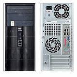 Системний блок HP Compaq DC-5750-mini tower-AMD-Athlon64 X2 4400-2.3GHz-2Gb-DDR2-HDD-160Gb-DVD-R- Б/В, фото 2