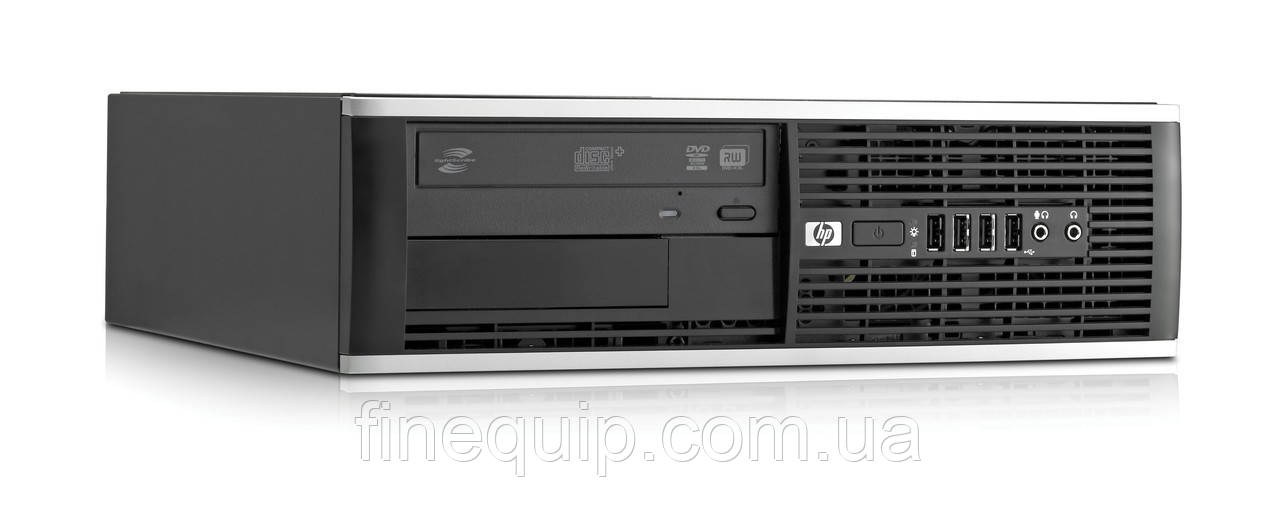 Системный блок HP Compaq 6300 Pro SFF-Intel Pentium G645-2,9GHz-4Gb-DDR3-HDD-500Gb-DVD-RW-W7P- Б/У
