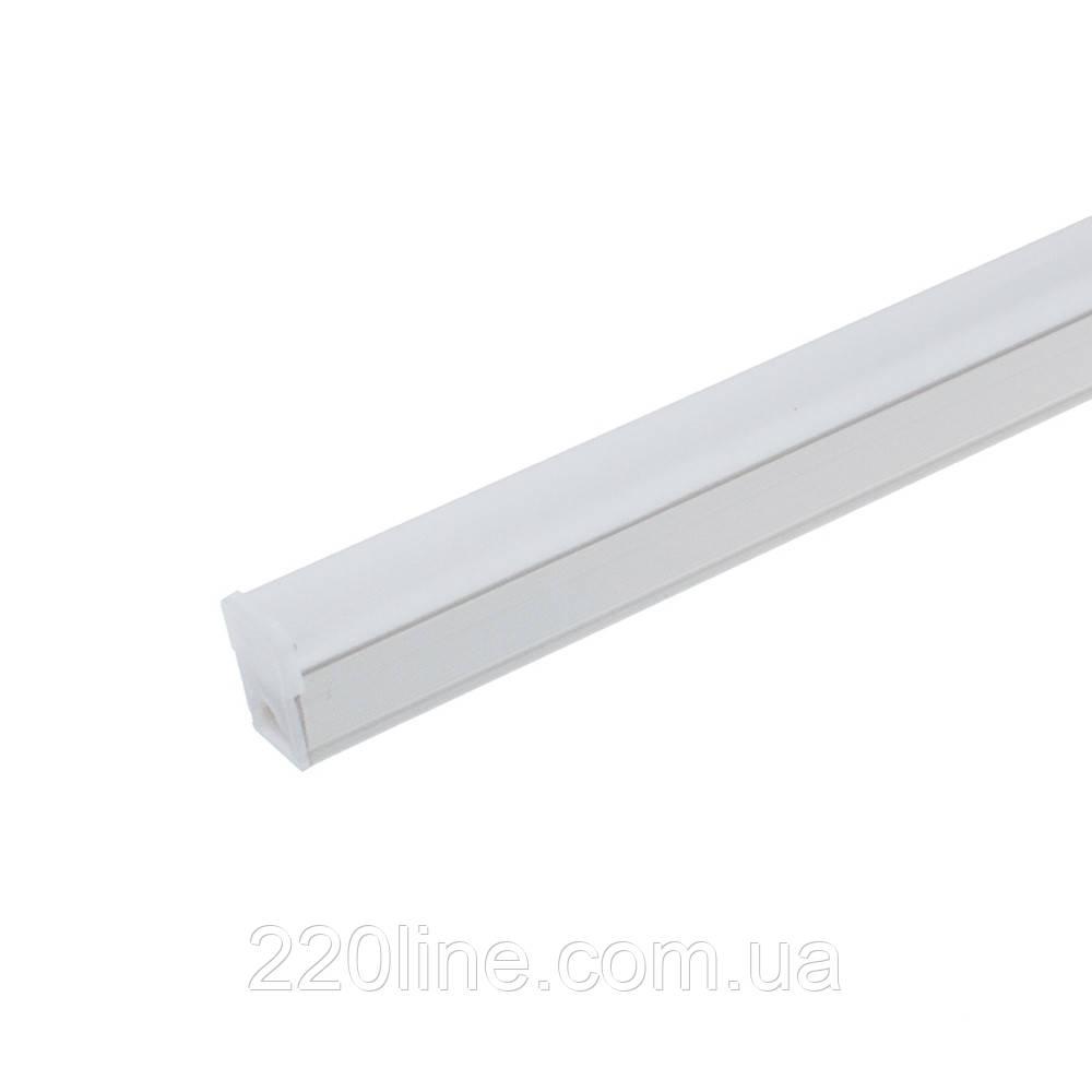 Светильник LED офисный линейный светодиодный FLF-09 SQ 18W NW 1.2m