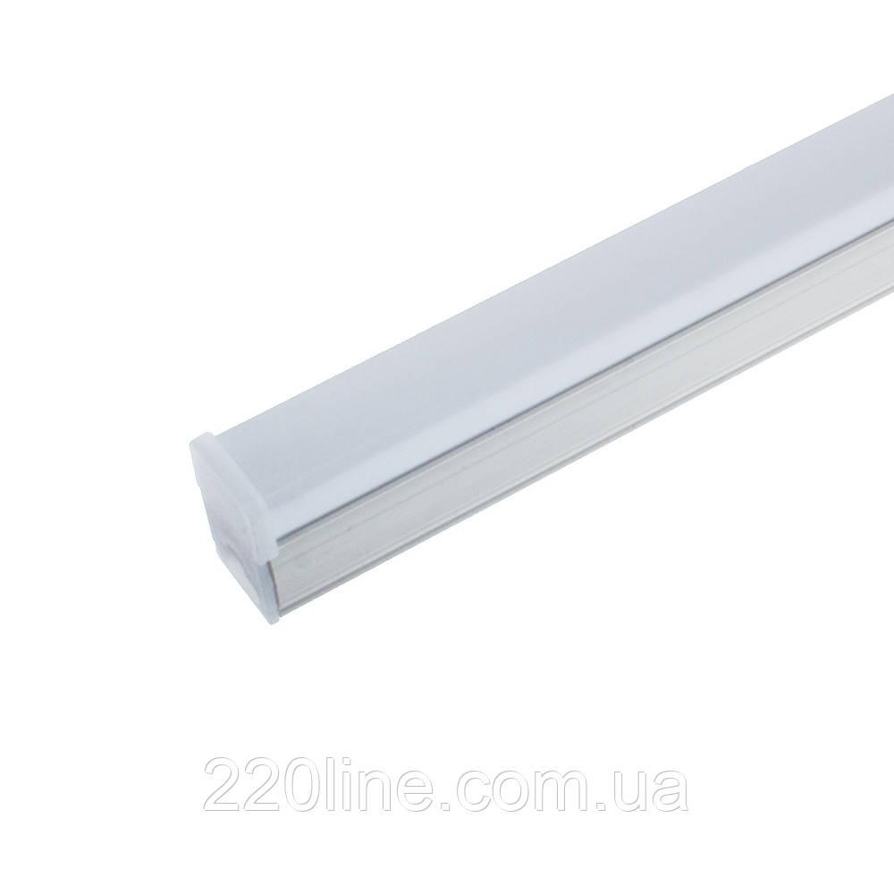 Светильник LED офисный линейный светодиодный FLF-09 SQ 9W WW 0.6m