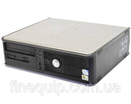 Системний блок Dell OptiPlex 320 Desktop-Intel Pentium-E2140-1.60GHz-1Gb-DDR2-HDD-80Gb-DVD-R- Б/В