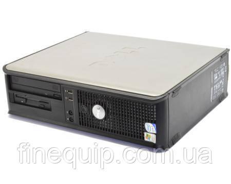 Системний блок Dell OptiPlex 320 Desktop-Intel Pentium-D-925-3.00GHz-1Gb-DDR2-HDD-80Gb-DVD-R- Б/В