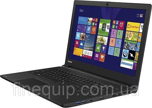 Ноутбук Toshiba Satellite Pro R50-C-Intel Core-i3-5005U-2.00GHz-4Gb-DDR3-500Gb-HDD-W15.6-DVD-R-(B)- Б/У