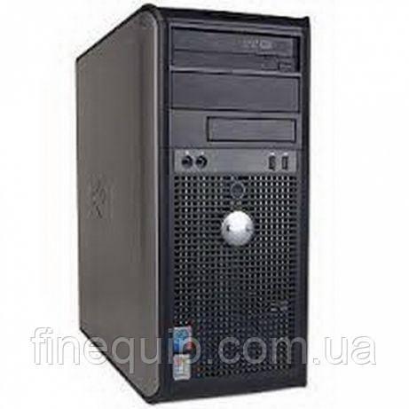 Системний блок Dell OptiPlex 755 Mini tower-C2D-E8200-2,66GHz-2Gb-DDR2-HDD-250Gb-DVD-R- Б/В