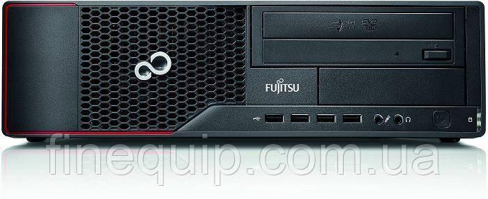 Системный блок Fujitsu ESPRIMO E710-DT-Intel-Core-i3-2120-3,3GHz-4Gb-DDR3-HDD-500Gb-(B)- Б/У