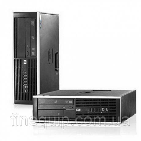 Системний блок HP Compaq 8200 Elite SFF-Intel Core-i3-2120-3,30GHz-4Gb-DDR3-HDD-320Gb-DVD-R-W7P- Б/В
