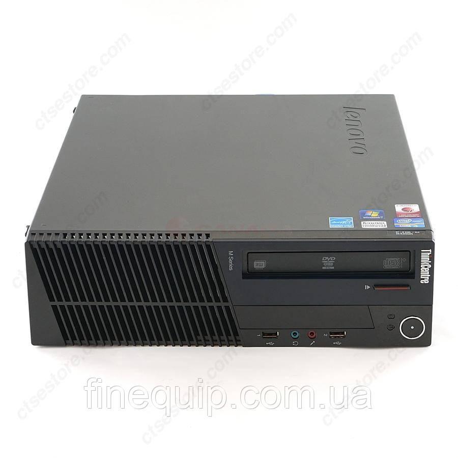 Системний блок Lenovo m82-SFF-Intel Core-i5-3550-3,3GHz-4Gb-DDR3-HDD-500Gb-DVD-RW- Б/В