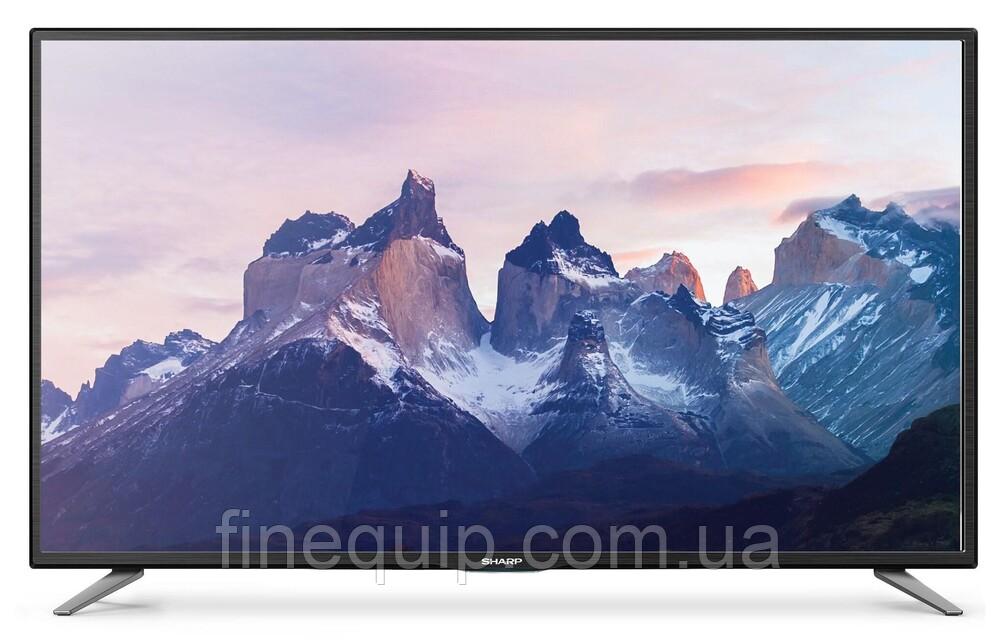 "Телевизор 49"" Sharp Aquos LC-49CFE5002E-(A)-Б/В-(с витрины)"