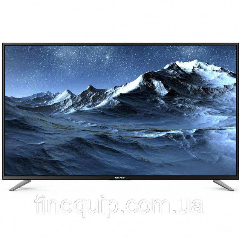 """Телевизор 49"""" Sharp LC-49CFE5001E Black-(C)-Б/У"""