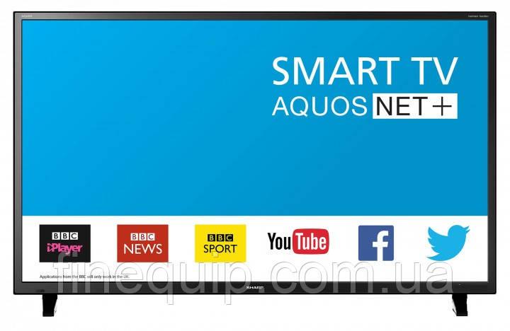 "Телевизор 49"" Sharp LC-49CFF6002E-(A)-Б/У"