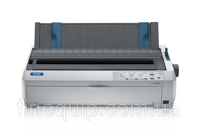 Принтер матричний Epson FX-2190, А3-(В)- Б/В