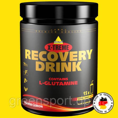 Послетреніровочний комплекс Inkospor Recovery Drink 525 г Апельсин-лимон Відновлення