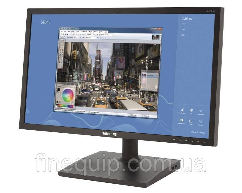 """Монітор 24"""" Samsung S24C450B Full HD 1920x1200-(B)- Б/В"""