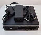 Системний блок HP Compaq 8200 Elite usdt-Core-i5-2400s-2,50GHz-4Gb-DDR3-HDD-500Gb-DVD-R+AMD HD 5450 (512Мб)-, фото 4