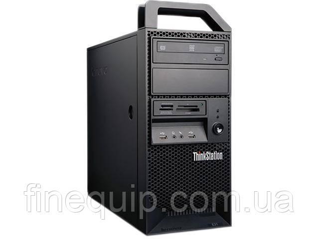 Системный блок Lenovo-ThinkStation  E31-MiniTower-Intel Xeon E3-1220 v2-3,1GHz-8Gb-DDR3-HDD-500Gb-DV