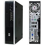 Системний блок HP Compaq 8200 Elite usdt-Intel Core-i3-2100-3,10GHz-2Gb-DDR3-HDD-250Gb- Б/В, фото 2