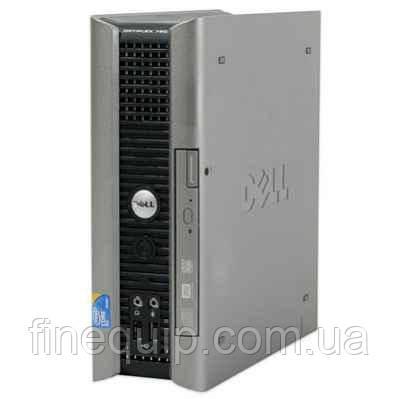 Системный блок Dell OptiPlex 760 usff-C2D-E8400-3,0GHz-2Gb-DDR2-HDD-160Gb-DVD-R- Б/У
