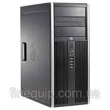 Системный блок HP Compaq 8200 Elite-Full-Tower-Core-i5-2400-3,10GHz-4Gb-DDR3-HDD-500Gb-DVD-R-(B)- Б/У