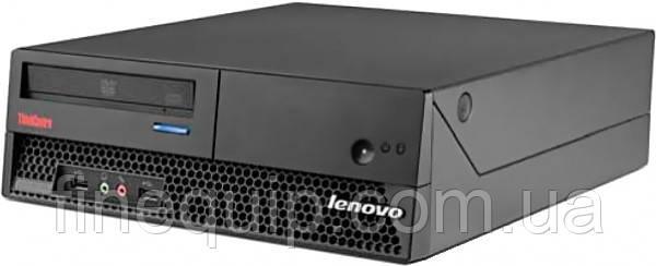Системный блок Lenovo ThinkCentre M57p SFF-C2D-E6550-2.33GHz-2Gb-DDR2-HDD-160Gb-DVD-R- Б/У