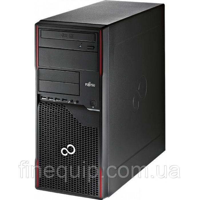 Системный блок Fujitsu ESPRIMO P910-L-mini tоwer-Intel Core i5-3470-3.2GHz-4Gb-DDR3-HDD-320Gb-DVD-R-
