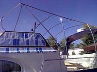 Нержавеющие релинги для яхт