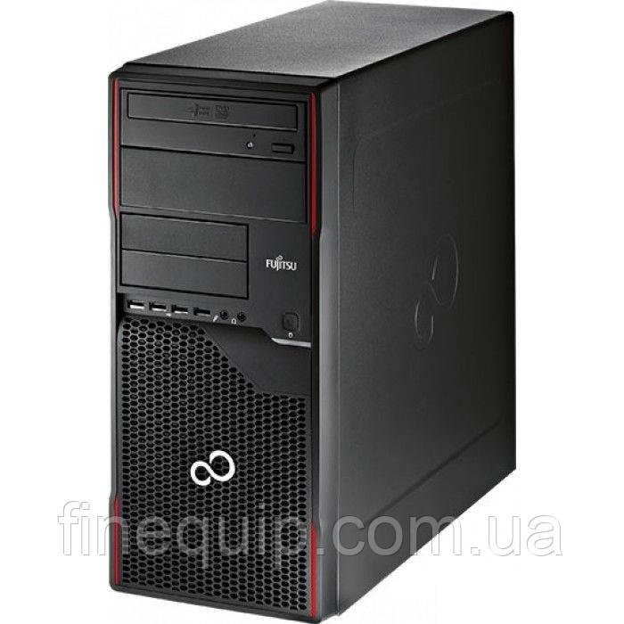 Системный блок Fujitsu ESPRIMO P910-MT-Intel Core i5-3470-3.2GHz-4Gb-DDR3-HDD-320Gb-DVD-R- Б/У