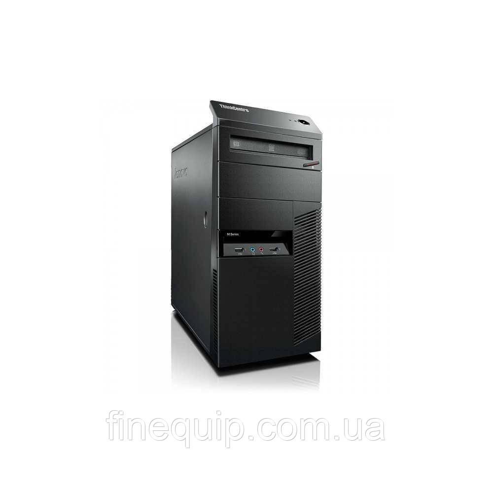 Системный блок Lenovo M92p-Mini-Tower-Intel Core-i7-3770-3,4GHz-4Gb-DDR3-HDD-320GB-DVD-RW- Б/У