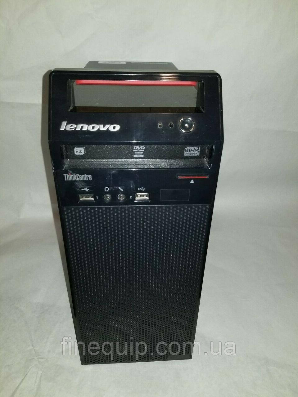 Системний блок Lenovo ThinkCentre E73-Mini-Tower-Intel Pentium G3240-3,1GHz-4Gb-DDR3-HDD-500GB-DVD-RW- Б/В
