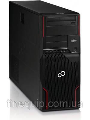 Системный блок Fujitsu ESPRIMO W510-Full-Tower-Intel Xeon E3-1240-3,3GHz-4Gb-DDR3-HDD-500Gb-DVD-R- Б