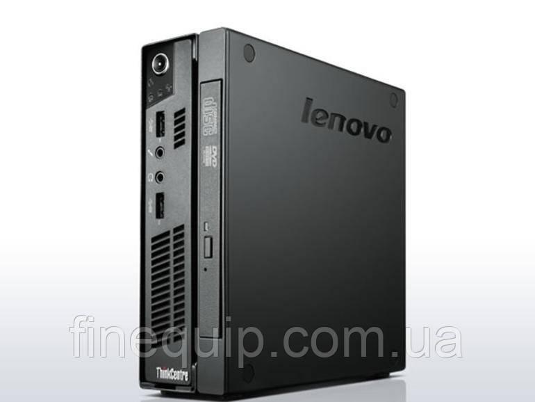 Системний блок Lenovo M92p TINY-Intel Core-i5-3470T-2,9GHz-4Gb-DDR3-HDD-320GB-DVD-RW-W7P- Б/В
