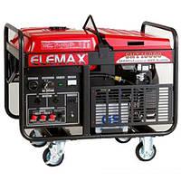 Бензогенератор однофазный ELEMAX SHT15000