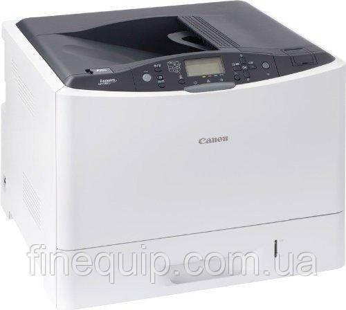 Принтер цветной Canon i-SENSYS LBP7780Cx + дополнительное устройство подачи бумаги D1- Б/У