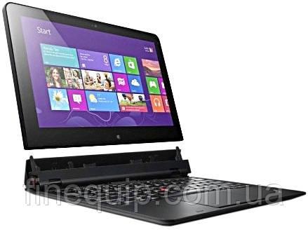 Ноутбук Lenovo Thinkpad Helix-Intel Core i5-3337U-1.8GHz-4Gb-DDR3-180Gb-SSD-W11.6-FHD-Web-(C) Б/У