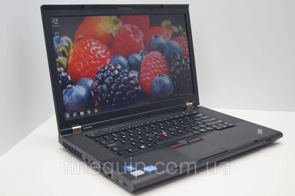 Ноутбук Lenovo ThinkPad T530-Intel Core-i5-3210M-2,50GHz-4Gb-DDR3-500Gb-HDD-DVD-RW15.6-Web-NVIDIA NVS
