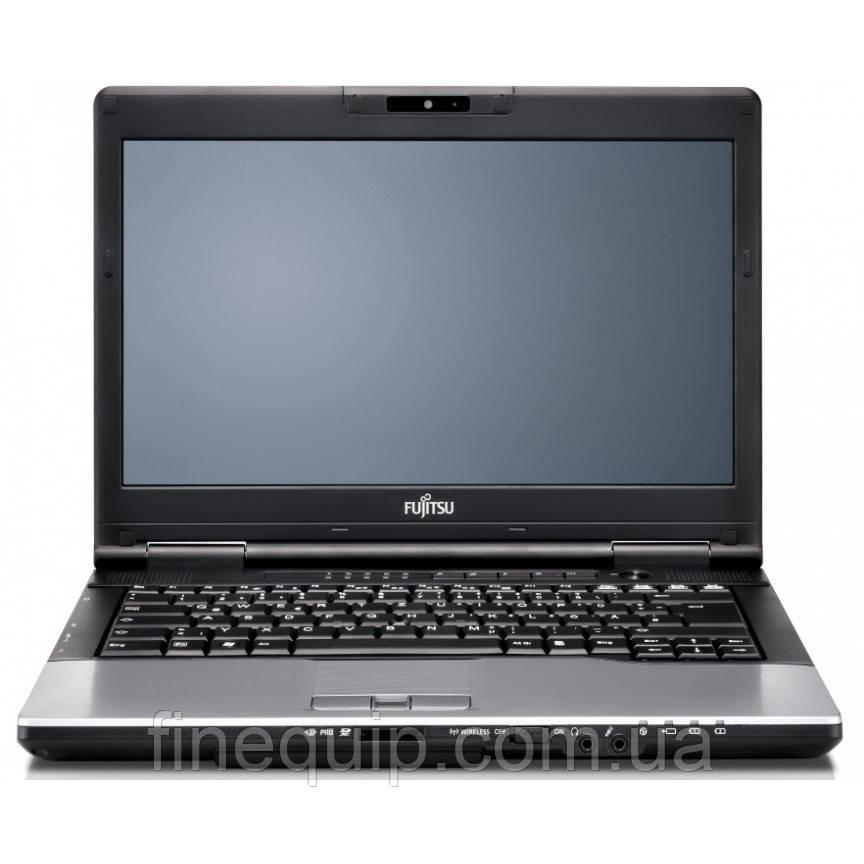 Ноутбук Fujitsu LIFEBOOK E752-Intel Core i5-3320M-2,60GHz-4Gb-DDR3-500Gb-HDD-W15.6+батерея-(C)- Б/В