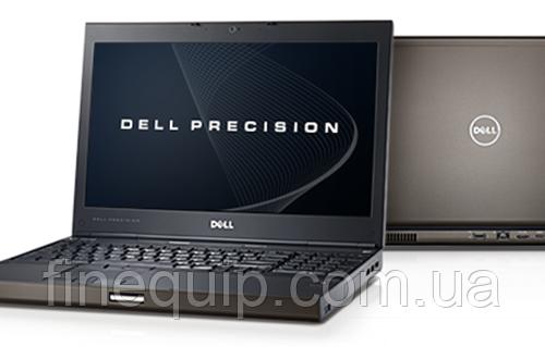 Ноутбук Dell Precision M4700-Intel Core i7-3740QM-2.7GHz-20Gb-DDR3-500Gb-HDD-W15.6-FHD-NVIDIA QUADRO