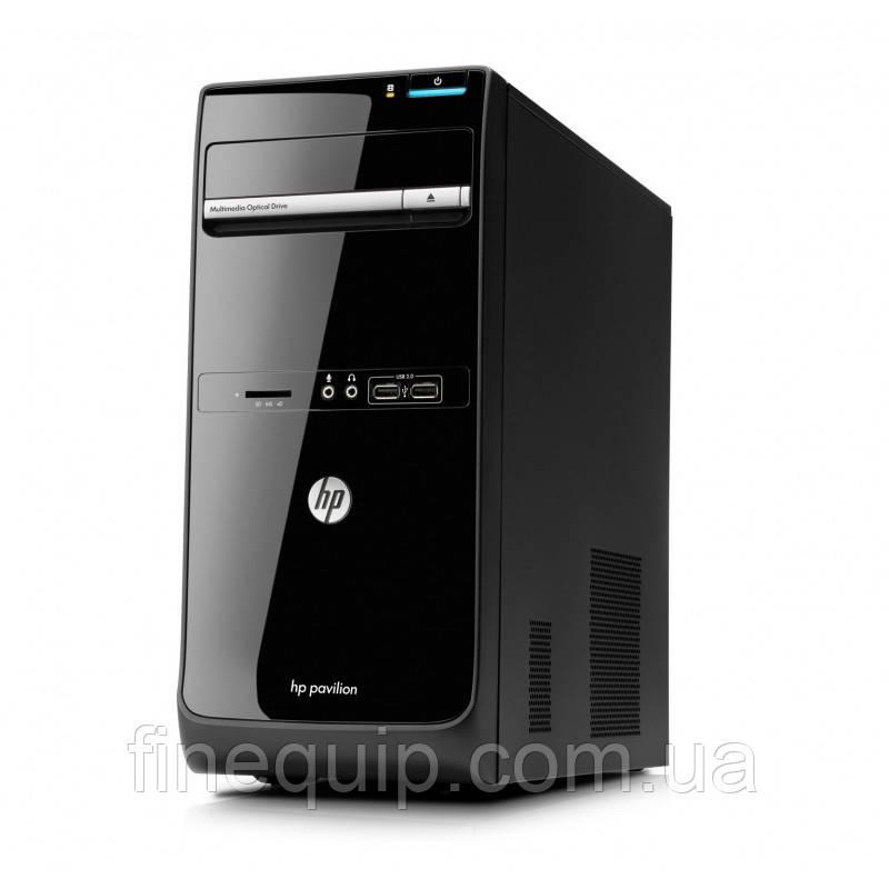 Системный блок HP Pavilion P6-mini tower-Intel Core i5-3350-3,1GHz-8Gb-DDR3-HDD-500Gb-DVD-R- Б/У