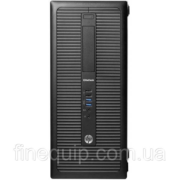 Системный блок HP 600B-Mini-Tower-Intel Core i3-3220-2,8GHz-4Gb-DDR3-HDD-500Gb-DVD-R- Б/У