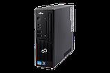 Системний блок Fujitsu ESPRIMO C720-SFF-Intel-Core-i5-4590-3,3GHz-4Gb-DDR3-SSD-120Gb-DVD-R- Б/В, фото 2